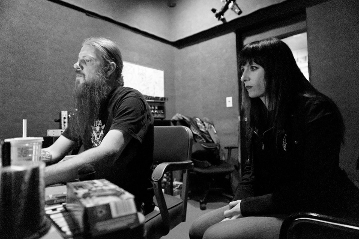 Studio 2013 - Andy Rebecca
