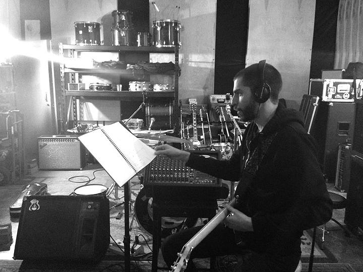 Studio 2013 - Christian 2